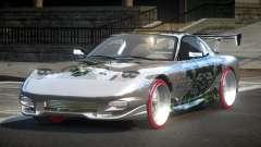 Mazda RX-7 GST L8 для GTA 4