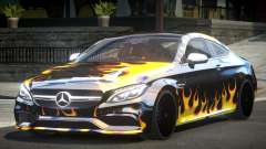 Mercedes-AMG C63 S-Tuned L5 для GTA 4