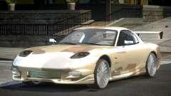 Mazda RX-7 PSI Racing PJ4 для GTA 4