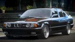 1990 BMW M5 E34 для GTA 4