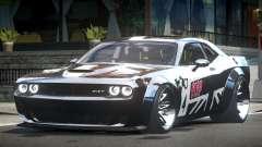 Dodge Challenger BS Drift L7 для GTA 4