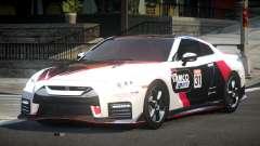 Nissan GT-R GS Nismo L7 для GTA 4