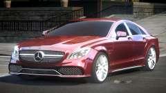 Mercedes Benz CLS ES для GTA 4