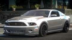 Shelby GT500 BS Racing для GTA 4