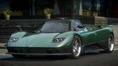 Pagani Zonda Cinque Custom V1.1 для GTA 4
