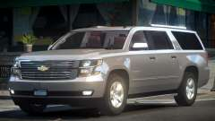 Chevrolet Suburban ES для GTA 4