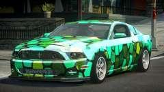 Shelby GT500 BS Racing L3 для GTA 4