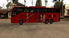 La Casa De Papel bus mod