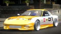 Mazda RX-7 SP Racing L7 для GTA 4