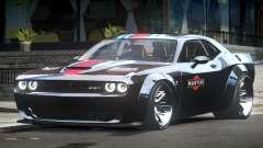 Dodge Challenger BS Drift L1 для GTA 4