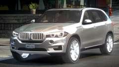 BMW X5 PSI V1.0 для GTA 4