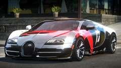 Bugatti Veyron GT R-Tuned L7 для GTA 4