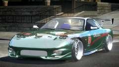 Mazda RX-7 SP Racing L1 для GTA 4