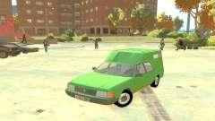 Азлк 2901 Святогор для GTA 4