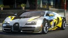Bugatti Veyron GT R-Tuned L5 для GTA 4