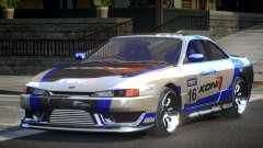 Nissan 200SX BS Racing L2 для GTA 4