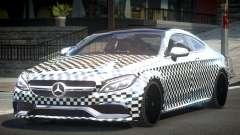 Mercedes-AMG C63 S-Tuned L4 для GTA 4