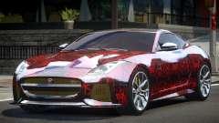 Jaguar F-Type GT L8 для GTA 4