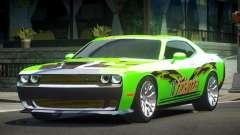 Dodge Challenger SRT R-Tuned L3 для GTA 4