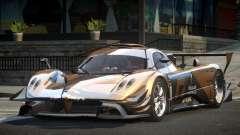 Pagani Zonda GST Racing L9 для GTA 4