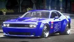 Dodge Challenger BS Drift L6 для GTA 4