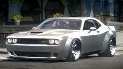 Dodge Challenger BS Drift