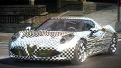 Alfa Romeo 4C SR PJ8 для GTA 4