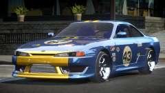 Nissan 200SX BS Racing L4 для GTA 4
