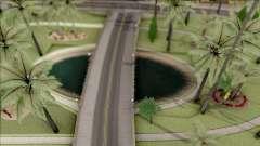 Mesh Smoothed Glen Park для GTA San Andreas