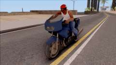 GTA V Wear Helmet Mod для GTA San Andreas