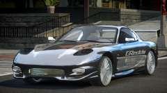 Mazda RX-7 PSI Racing PJ9 для GTA 4