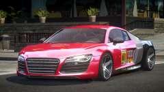 Audi R8 BS TFSI L1 для GTA 4