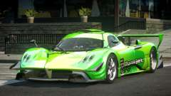 Pagani Zonda GST Racing L1 для GTA 4
