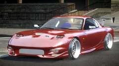 Mazda RX-7 SP Racing для GTA 4
