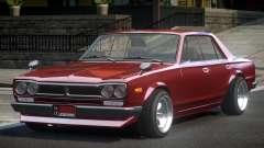 Nissan Skyline KGC10 GT для GTA 4