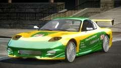 Mazda RX-7 PSI Racing PJ7 для GTA 4
