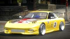 Mazda RX-7 SP Racing L10 для GTA 4