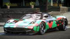 Pagani Huayra GST L10 для GTA 4