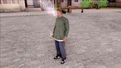 Smoking для GTA San Andreas