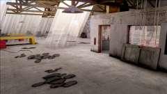 Teleport Hidden Interior San Fierro для GTA San Andreas