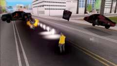 Elemental Gun для GTA San Andreas