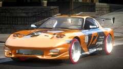 Mazda RX-7 GST L7 для GTA 4