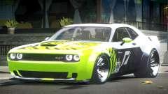Dodge Challenger BS Drift L8 для GTA 4