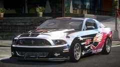 Shelby GT500 BS Racing L1 для GTA 4