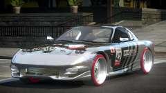 Mazda RX-7 GST L5 для GTA 4