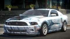 Shelby GT500 BS Racing L2 для GTA 4