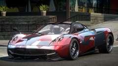 Pagani Huayra GST L6 для GTA 4