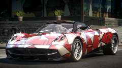 Pagani Huayra BS Racing L10