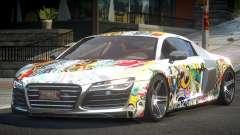 Audi R8 BS TFSI L10 для GTA 4