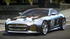 Jaguar F-Type GT L3 для GTA 4